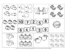 Mathe Klasse 1 - Grundschulmaterial.de