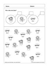 zahlenraum 10 in der grundschule mathe unterrichtsmaterial. Black Bedroom Furniture Sets. Home Design Ideas