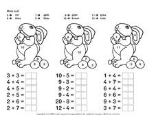Mathe ubungen klasse 1 bild