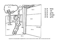 Zahlenraum 20 In Der Grundschule Rechnen Und Malen