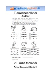 Tierrechenblätter Addition.pdf