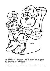 weihnachtsrechnen arbeitsbl tter mathe klasse 2. Black Bedroom Furniture Sets. Home Design Ideas