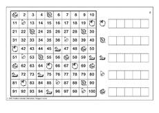 Arbeitsblätter - Mathe Klasse 2 - Grundschulmaterial.de