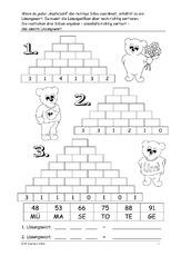 Pyramiden rechnen