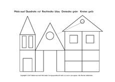 kreis in der grundschule geometrie mathe klasse 2. Black Bedroom Furniture Sets. Home Design Ideas