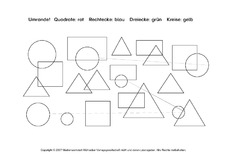 arbeitsb gen geometrie mathe klasse 2. Black Bedroom Furniture Sets. Home Design Ideas