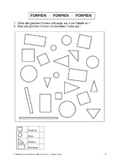rechteck arbeitsblatt in der grundschule geometrie mathe klasse 2. Black Bedroom Furniture Sets. Home Design Ideas