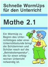 2.1 d WarmUp Mathe.pdf