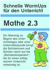 2.3 d WarmUp Mathe.pdf