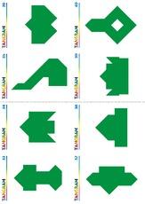 tangram spielerisch rechnen mathe klasse 2