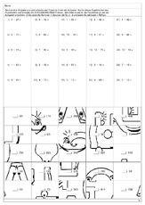 Zahlenraum 1000 in der Grundschule - Multiplikation - Arbeitsblätter ...