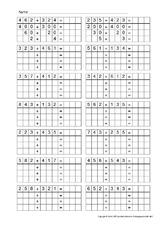 halbschriftliche addition arbeitsblatt in der grundschule arbeitsbl tter mathe klasse 3. Black Bedroom Furniture Sets. Home Design Ideas