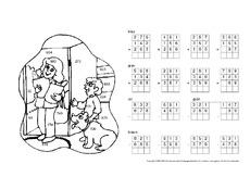 Zahlenraum 1000 In Der Grundschule Rechnen Und Malen