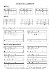 Runden - Arbeitsblätter - Mathe Klasse 3 - Grundschulmaterial.de