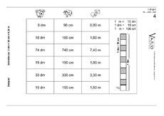 Variokarten in der Grundschule - m - dm - cm - Längenmaße - VARIO ...