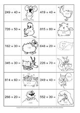 Kopfrechnen - spielerisch rechnen - Mathe Klasse 3 ...
