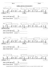 arbeitsblatt in der grundschule mathe klasse 4. Black Bedroom Furniture Sets. Home Design Ideas