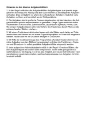 Arbeitsblatt in der Grundschule - Abacus Kartei - Karteien - Mathe ...